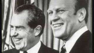 NIXON TAPES: A Nutcase Congressman (Gerald Ford)