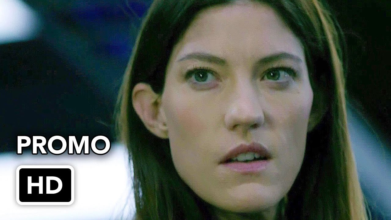 "The Enemy Within 1x04 Promo ""Confessions"" (HD) Jennifer Carpenter, Morris Chestnut series"
