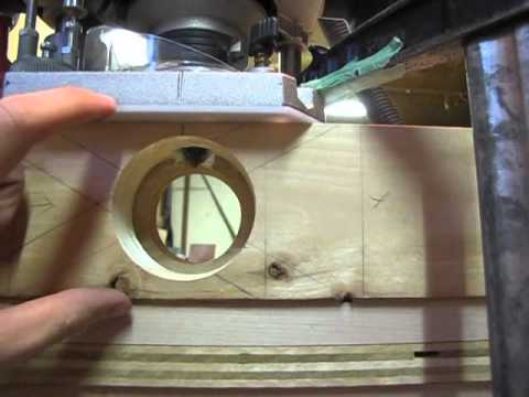 Making Wooden Screws