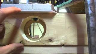 Making Wooden Screws