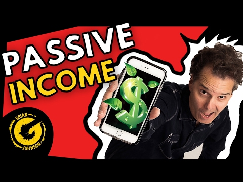 Passive Income Ideas Online