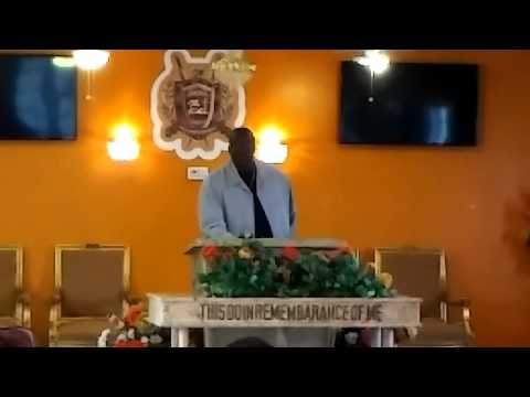 Pastor Berry At The Place(2)
