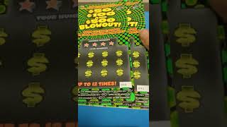 Florida lottery 2 of the 10 dollar 50 100 500 blowout