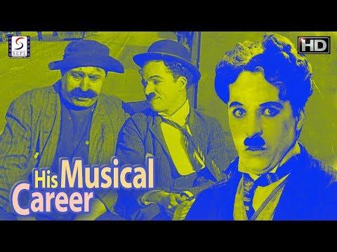 His Musical Career 1914 - Charlie Chaplin - Comedy Movie   HD   Charles Chaplin, Mack Swain.