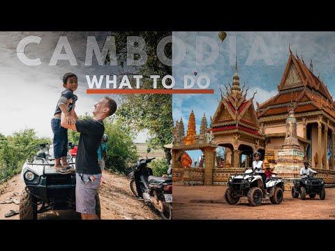 Life In Cambodian Village, INSANE Adventure - Is Siem Reap Beautiful? 🇰🇭