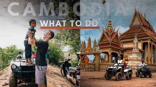 Siem Reap Is Amazing - Life In Cambodian Village, INSANE Adventure 🇰🇭