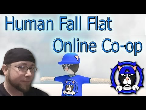 🐈 Human: Fall Flat Online co-op