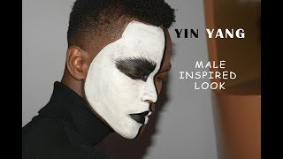 Gambar cover YIN YANG MALE INSPIRED LOOK | MAKEUP BY DENNIS | BEAUTY BOOTH