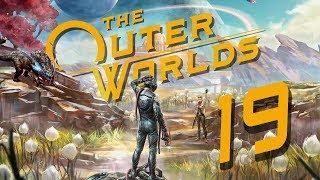 PROWADZIMY DOCHODZENIE || The Outer Worlds [#19]