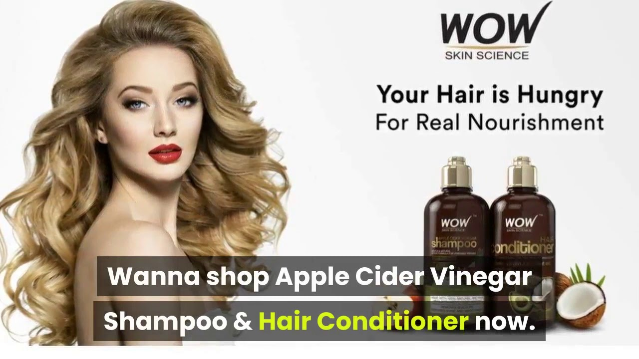 Are these wow apple cider vinegar shampoo hair conditioner gluten free?