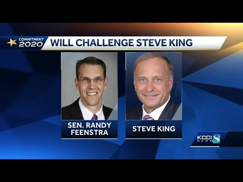 Republican emerges to challenge Steve King in Iowa District 4