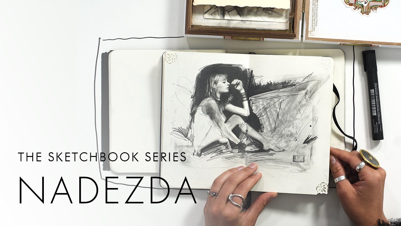 The Sketchbook Series - Nadezda
