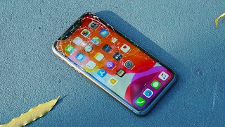 Saya dibayar buat hancurin iPhone 11 ini...