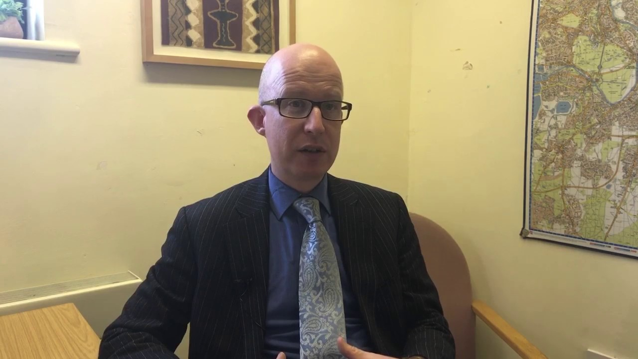Dr Sean Whyte, Clinical Director - Acute and Urgent Care