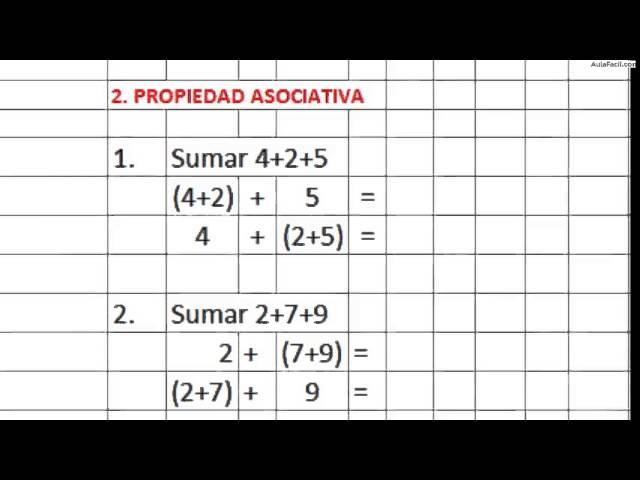 ⏩Suma - Matemáticas Tercero Primaria (8 años) | AulaFacil.com: Los ...
