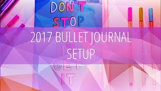 2017 bullet journal setup   bujo blog   valorie zilinski