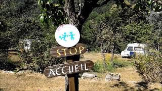 Camping ** La ferme Saint Joseph à St Martin de Vésubie (Mercantour)