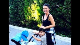Известные турецкие актрисы с детьми! – Туба Бюйюкюстюн – Нургюль Ешилчай – Пелин Карахан