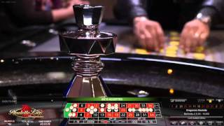 Evolution Gaming Live Dual Play Roulette Dragonara Casino Malta