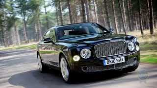2012 Bentley Continental Flying Spur Speed Video Review - Kelley Blue Book