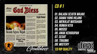Godbless - 18 Greatest Hits of God Bless Part # 1 MANTAPPP !!!