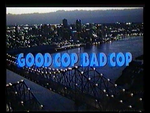 Dobry i zły glina 1994 Good Cop Bad Cop aka Raw Justice zwiastun VHS