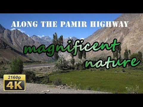 From Kalaikhum to Khorog, Part 2 - Tajikistan 4K Travel Channel