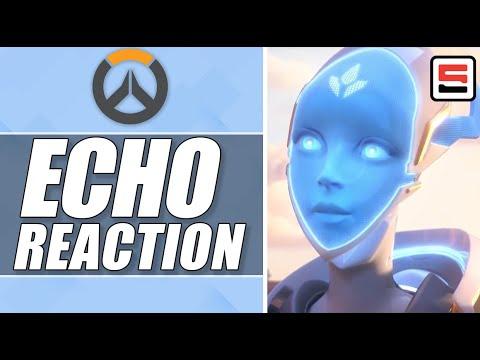 Download Is Echo already OP? Hero 32, Overwatch's new DPS character | ESPN ESPORTS