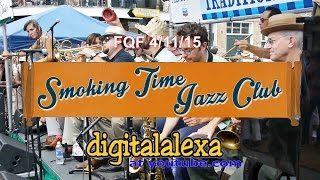 "Smoking Time Jazz Club - ""Old Man Blues"" FQF 4/11/15  - MORE at DIGITALALEXA channel"