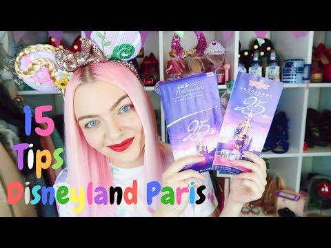15 Tips for Disneyland Paris