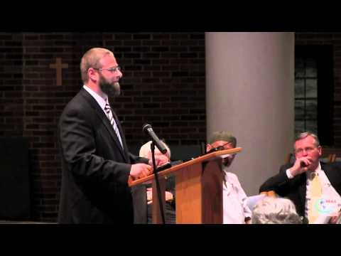 Imam John 'Yahya Ederer at Our Lady of the Assumption 9 30 12