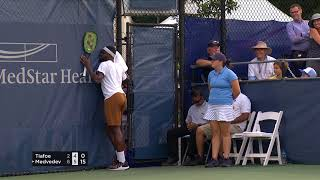 Nemoj da slaviš pre kraja poena! SPORT KLUB Tenis