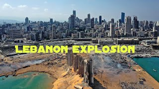 Lebanon blast incident | Huge explosion