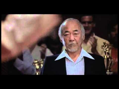 Karate Kid 3 Recut - Mike Barnes Wins!