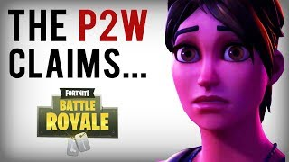 People Claim Fortnite is Pay to Win.... thumbnail