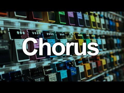 Baixo com Chorus, como é o som?