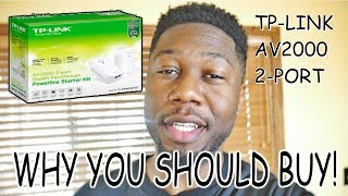 TP-LINK AV2000 (tutorial) | WHY YOU SHOULD BUY