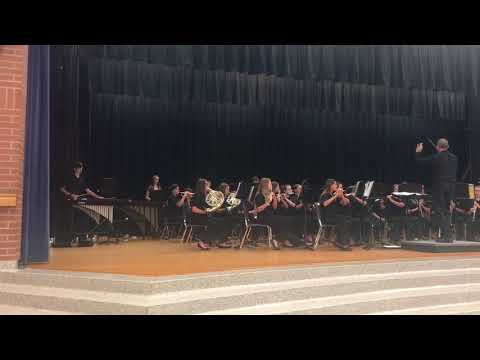 Acton Middle School Band 2018 Star Wars