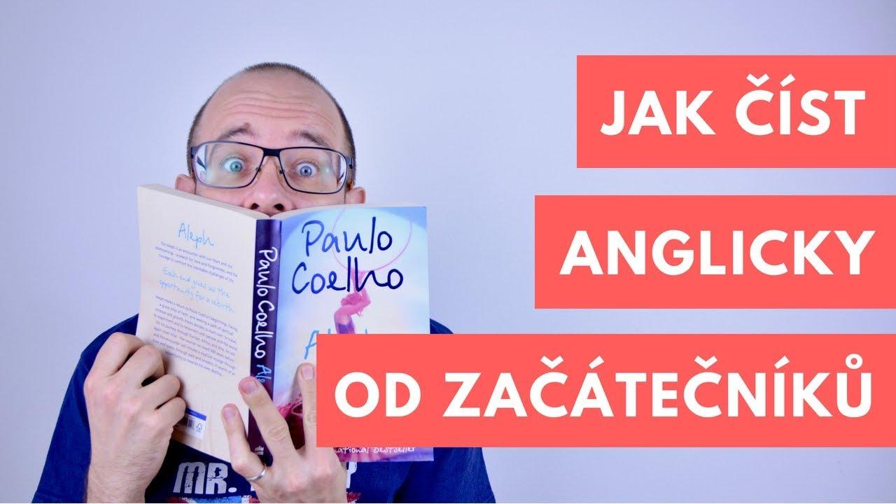 b7fe9a30dda2 Jak číst anglicky už od začátečníků - YouTube