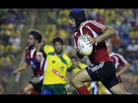 Rugby Test Match : Brazil VS Portugal