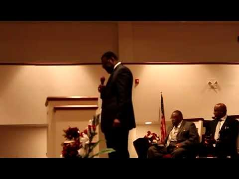 Oklahoma Baptist State Congress Presidential Address, Rev. Don E. Dumas 2014