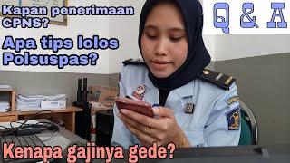 Download Video Jawaban pertanyaan seputar Tes CPNS Kemenkumham | Q&A mengenai Polsuspas | Sipir MP3 3GP MP4