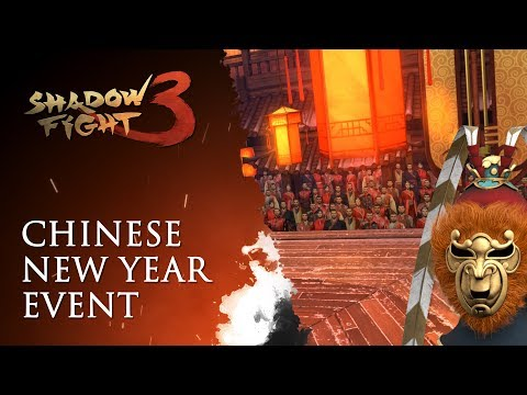 Shadow Fight 3: Chinese New Year Teaser (2019)