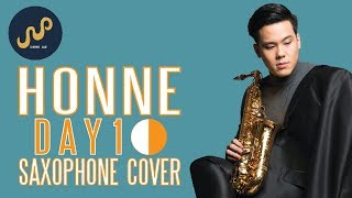 HONNE - Day 1 ◑ (Saxophone Covers) by Sanpond