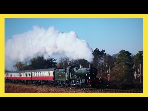 Preserved Power - UK Heritage Railway Review - 2016