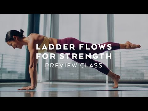 Strength Flow: Power Vinyasa Yoga Class with Briohny Smyth