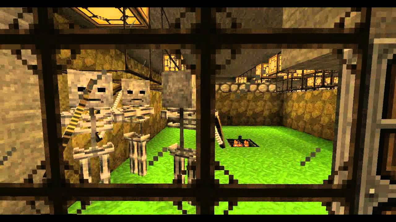 Minecraft 1.5.2 OzoCraft Texture Pack - YouTube