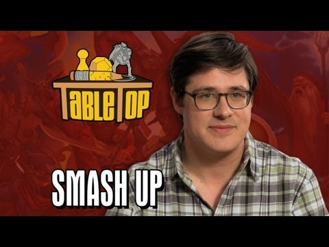 Smash Up: Rich Sommer, Cara Santa Maria, and Jen Timms join Wil ...