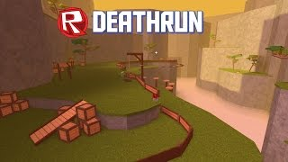 ROBLOX - He's Not Paying Attention!!! RUN!!! [DEATHRUN]