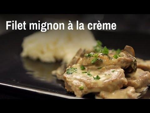 filet-mignon-à-la-crème-en-moins-de-10-minutes